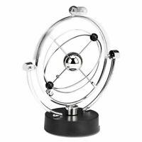 1X(Perpetuum Mobile Schreibtisch Skulptur Spielzeug - Kinetische Kunst Galax c1e