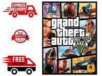 Grand Theft Auto V GTA 5 steam  ( offline mode)  50+ game