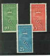 Denmark Stamps - 1929 Charity for the Danish Cancer Committee, Mint Hinged, 353