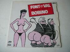 Font et Val Montrent tout à Bobino 33 tours LP