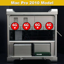 Apple Mac pro 5,1 Metà 2010 3.46ghz Ghz 12 Core 64GB 2TB Nvidia GTX 980 Ti
