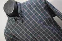31445 Mens Polo Ralph Lauren Custom Long Sleeve Plaid Dress Shirt Size Large