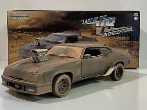Mad Max Last of the V8 Interceptors Weathered 1:24 Greenlight 84052