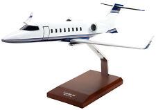 Bombardier Aerospace Learjet 45 Desk Top Display Private Jet Model 1/35 Airplane