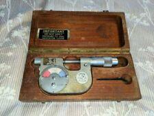 Micrómetro indicador