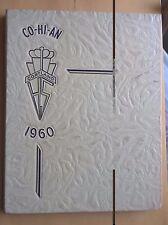 Ronnie James Dio Cortland NY CO-HI-AN 1960 High School year book Ronald Padavona