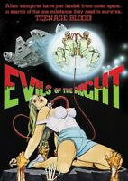 Evils of the Night [New DVD]