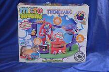 Micro Moshi  Theme Park Playset - 2012 -