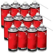 [12-Pack] 5 Star Air Duster Can HFC Free Compressed Gas Spray Cleaner 400ml