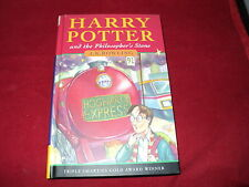 Harry Potter and the philosopher's stone First Published by Bloomsbury 19th Prin