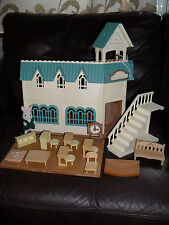 Sylvanian Families Berry Grove School - Ideal for Additions to exsisting sets