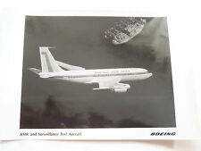 ANCIENNE PHOTO BOEING ASW TEST