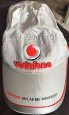2010 F1 FORMULA ONE VODAFONE MCLAREN MP4-25 SILVER CAP HAT MERCEDES