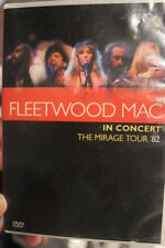 FLEETWOOD MAC: MIRAGE TOUR '82 - DELETED DVD FILM MUSIC CONCERT MOVIE 1982 VIDEO