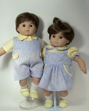 MATCHING Giraffe Dress Romper Shirts Doll Clothes For Bitty Baby Twins (Debs)