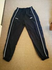 UMBRO Men's Classic Tracksuit Bottoms Joggers Training Elasticated Waist W28