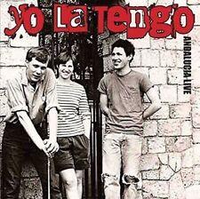 YO LA TENGO - ANDALUCIA LIVE (New & Sealed) CD