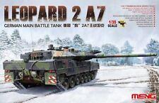 Meng Model TS-027 SCALA 1:35th tedesco MAIN BATTLE TANK MBT Leopard 2 A7