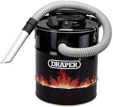 Draper 22 Litre 700W 230V Wood/Coal Log/Barbecue Fire Ash Vacuum Cleaner - 50976