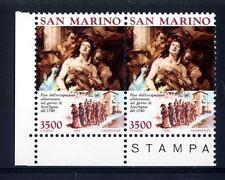 SAN MARINO - 1990 - 250° della liberazione dell'occupazione militare pontificia