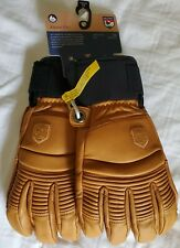 New listing Hestra Alpine Pro Fall Line Leather Gloves Cork Size 11 Xl *New*
