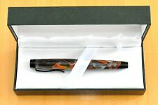 Monteverde Intima Volcano Grey Fountain Fine Nib in Original Case