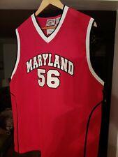 University of Maryland Basketball jersey # 56 size Xl