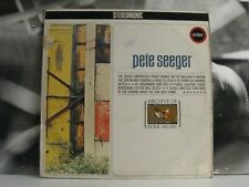PETE SEEGER - ARCHIVE OF FOLK MUSIC LP VERY GOOD+ COVER: VG- EMBER UK