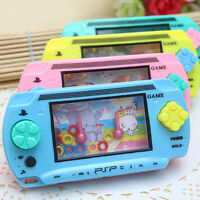 Hot 1PCS Kids Children Funny Water Console Game Toy Gifts Present Colorful Toys~