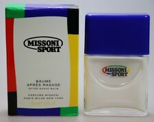 Missoni Sport 50 ml After Shave Balm NEU in OVP