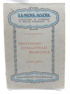 Graziani Camillucci La Nuova Scuola Occupazioni Intellettuali Creative 1930