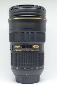 Nikon Zoom-NIKKOR 24-70mm f/2.8 SWM AF-S IF ED G Lens