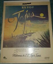 Zz Top Tejas ('79) Original Album Release Advert