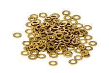 36 x SAPIM SPOKE BRASS WASHERS for hub eyelets