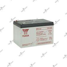 Batterie RECHARGEABLE  YUASA NP12-12 12V 12AH 151X98X97.5mm