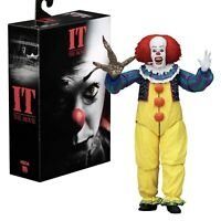 """It (1990) Ultimate Series - NECA 7"""" Action Figure - Pennywise V2 *FREE DELIVERY"""