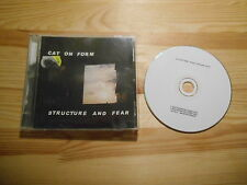 CD Punk Cat On Form - Structure And Fear (12 Song) SOUTHERN REC