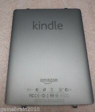 "D01100 Amazon Kindle 6"" 4th Generation Plastic Back Cover"