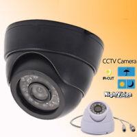 1200TVL Home Security Camera System CCTV 24IR LEDS Dome IP Camera Night Vision