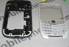 Genuine Blackberry 8520 Fascia Housing Lens Keypad Whit