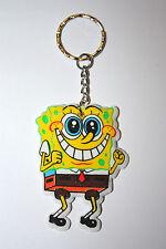 Glitters Spongebob Keychain *Happy Go Lucky Spongebob* - KC113