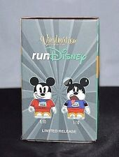 Nib Vinylmation 2016 Run Disney Collectible Figure Sealed Box Unopened Sealed
