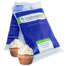 6 1lb Bags Vanilla Cupcake Refill Paraffin 4 Therabath Professional PRO Wax Bath
