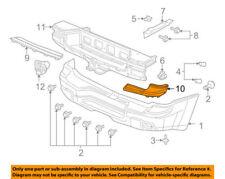 Step pad RH Rear Chevrolet Trailblazer 02 03 04 05 06 07 08 09 GM 12335818 UP