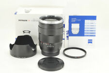 *NEAR MINT in BOX* Carl Zeiss Distagon T 35mm f/1.4 ZE Canon form Japan #1124