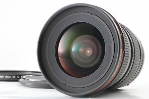 【MINT - 】 Canon New FD NFD 20-35mm f/3.5 L Wide Angle Zoom Lens From JAPAN U259