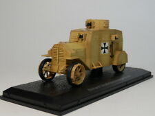 Atlas 1:43 Ehrhardt straßenpanzerwagen E-V/4 Armored vehicle WWI Military model