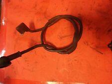 Honda CB 650 Off 1979 CB650 battery starter cable