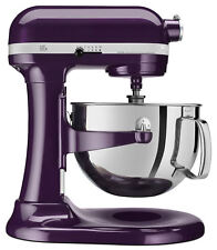 KitchenAid 6Qt Pro 600 Mixer - PlumBerry