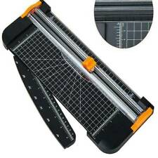 Profession Paper Cutter A4 Rotary Paper Trimmer Guillotine Office Photo Cutter